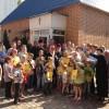 Неделя жен-мироносиц, день семьи, заве ршение 2012-2013 учебного  года воскресной школы