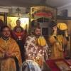 Община храма отпраздновала малый престольный праздник.