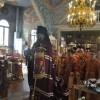 Клирики нашего храма приняли участие в соборной пасхальной Литургие духовенства Оболонского благочиния.