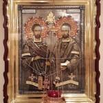 Святые безсребренники и чудотворцы Косма и Дамиан