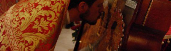 Престольный праздник в храме Свв. Безсребренников Космы и Дамиана
