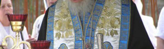 Во всех храмах благочиния совершены заупокойные богослужения о митрополите Владимире