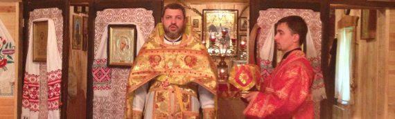Престольный праздник в храме святого мученика Иоана Воина