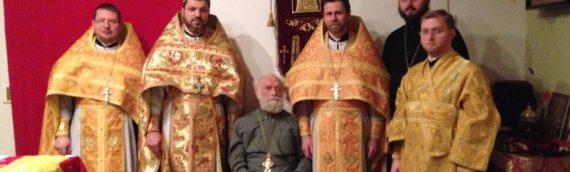Возвращение к литургической жизни протоиерея Владимира Нелепы