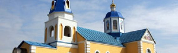 Настятель принял участие в богослужении в храме Архистратига Михаила с. Процев