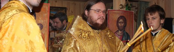 Престольный праздник храма святого благоверного князя Александра Невского