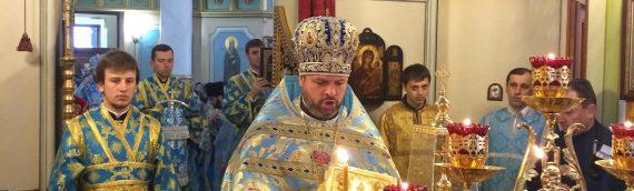 Настоятель храма принял участие в богослужении по случаю 10-летия священнической хиротонии протоиерея Александра Голода