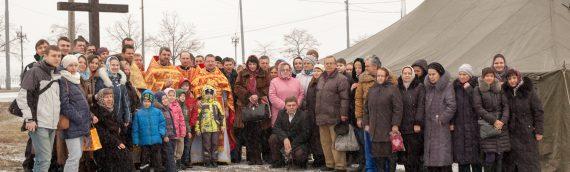 Община в честь св. мч. Татьяны молитвенно почтила свою небесную покровительницу