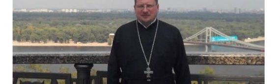 В нашем храме помолились о упокоении убиенного иерея Романа