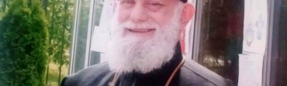 Отошел ко Господу клирик Киевской епархии.