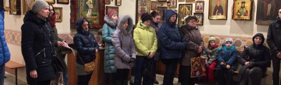 В Неделю Торжества Православия была оказана продовольственная помощь.