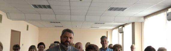 Директор Киевского городского консультативно-диагностического центра Савченко Татьяна Семеновна награждена орденом Украинской Православной Церкви.